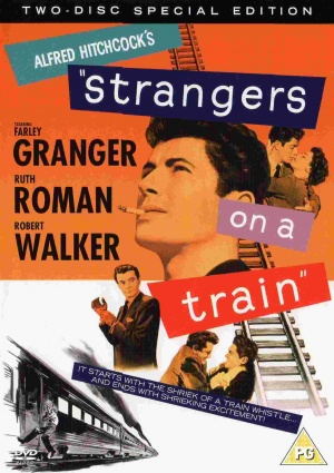 Strangers on a Train 1537x2175