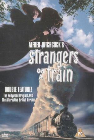 Strangers on a Train 674x1000
