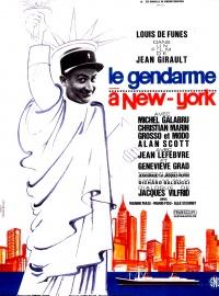 Tre gendarmi a New York poster
