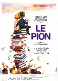 Le pion poster