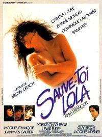 Sauve-toi, Lola poster
