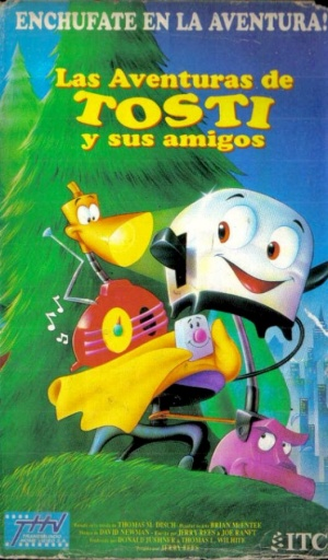 The Brave Little Toaster 527x900