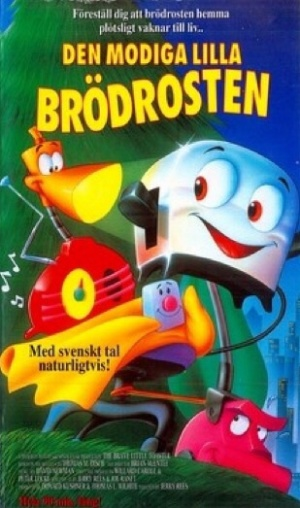 The Brave Little Toaster 309x523