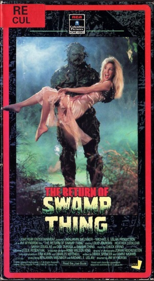 The Return of Swamp Thing 620x1130