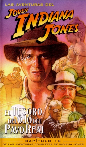 The Young Indiana Jones Chronicles 1353x2303