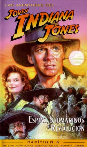 The Young Indiana Jones Chronicles 1364x2298