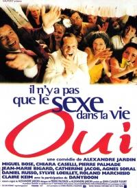 El sexo es lo más importante en la vida poster