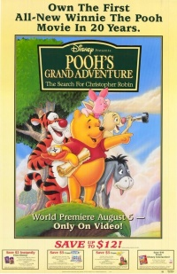 Pooh's Grand Adventure: The Search for Christopher Robin poster