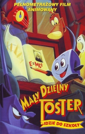 The Brave Little Toaster to the Rescue 509x795