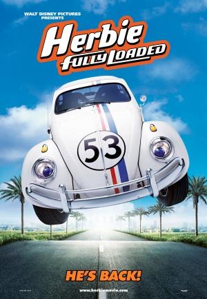 Herbie Fully Loaded - Ein toller Käfer startet durch 3214x4648