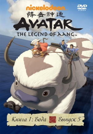Avatar - Der Herr der Elemente 871x1250