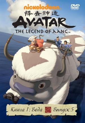 Avatar: The Last Airbender 871x1250