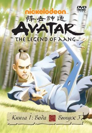 Avatar - Der Herr der Elemente 868x1250