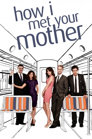 How I Met Your Mother 1654x2480