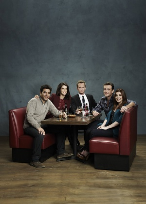 How I Met Your Mother 1772x2480