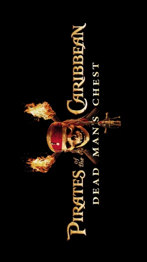 Pirates of the Caribbean: Dead Man's Chest 1624x2894
