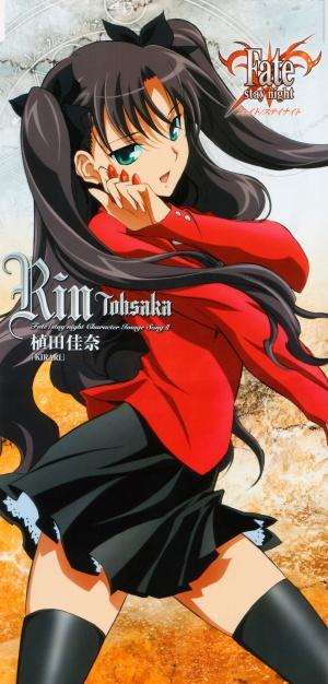 Fate/stay night 1870x3903