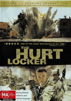 The Hurt Locker 2554x3626