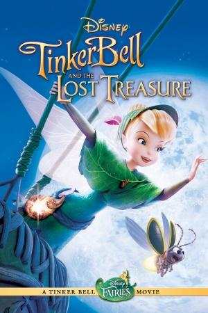 TinkerBell - Die Suche nach dem verlorenen Schatz 1400x2100
