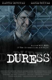 Duress poster
