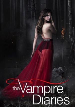 The Vampire Diaries 500x707