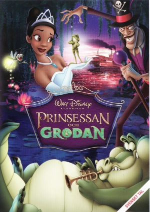 The Princess and the Frog 1512x2144