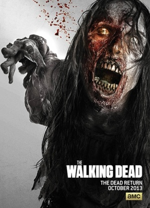 The Walking Dead 405x559