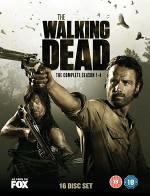 The Walking Dead 500x654