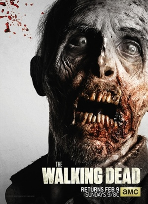 The Walking Dead 380x524