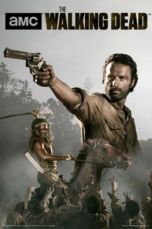 The Walking Dead 345x520