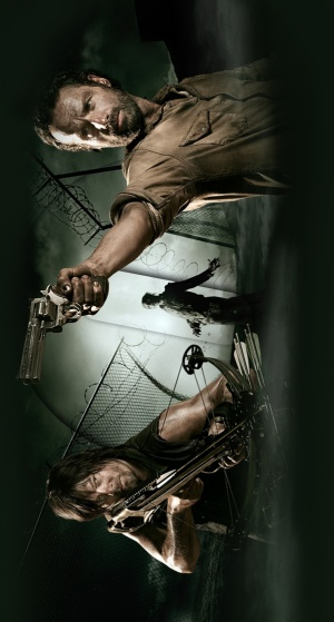The Walking Dead 601x1120