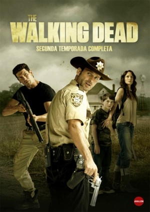 The Walking Dead 366x516