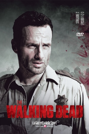 The Walking Dead 600x901