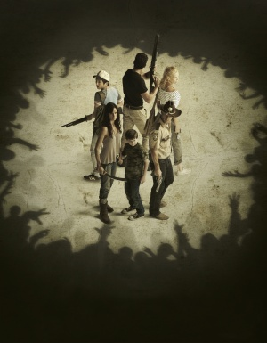 The Walking Dead 1630x2090