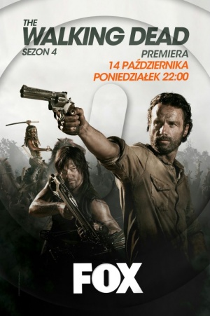 The Walking Dead 499x750