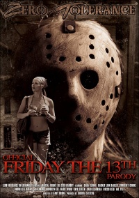 Official Friday the 13th Parody poster