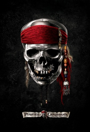 Pirates of the Caribbean: On Stranger Tides 2500x3659
