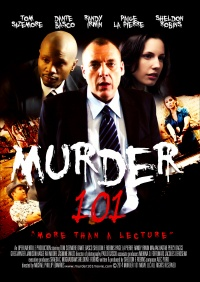 Murder101 poster