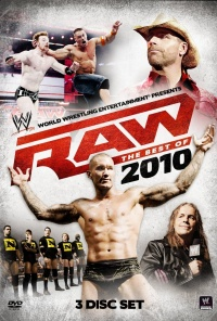 Raw the Best of 2010 poster