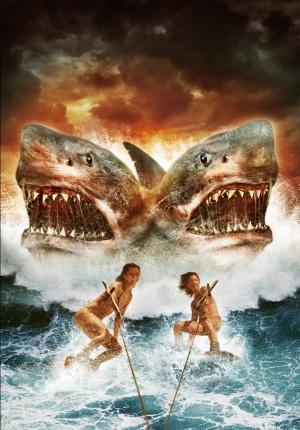 2-Headed Shark Attack 1559x2236