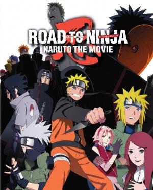 Road to Ninja: Naruto the Movie 1505x1863