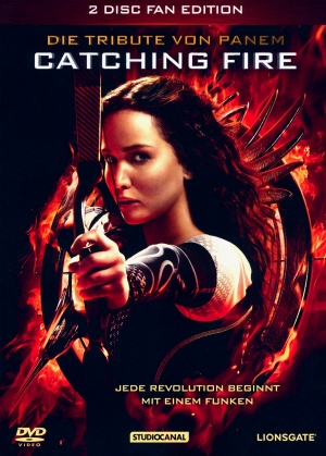 The Hunger Games: Catching Fire 1541x2150