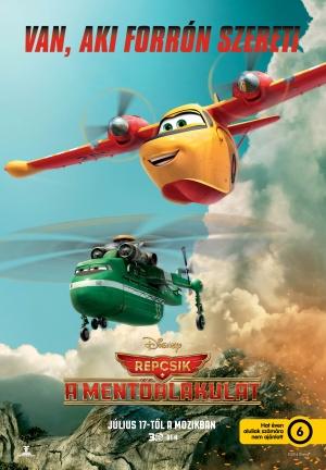 Planes 2 - Immer im Einsatz 2571x3704