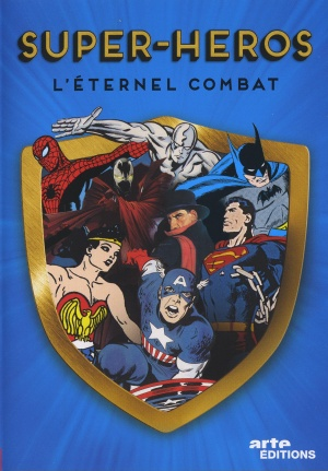 Superheroes: A Never-Ending Battle 1528x2195