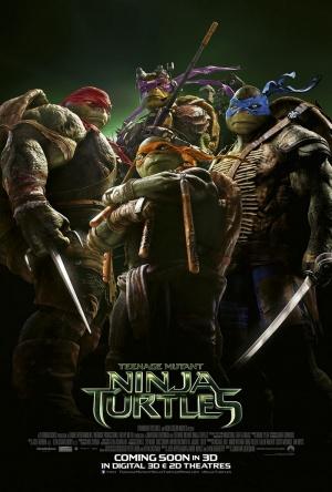Teenage Mutant Ninja Turtles 800x1185