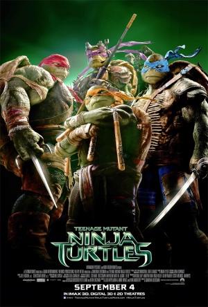 Teenage Mutant Ninja Turtles 750x1111