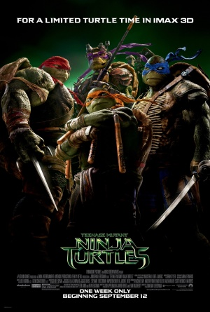 Teenage Mutant Ninja Turtles 1382x2048