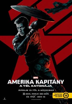 Captain America: The Winter Soldier 2945x4245