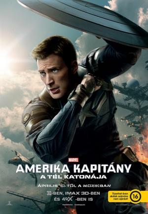 Captain America: The Winter Soldier 787x1135