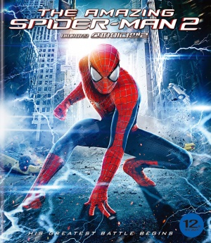 The Amazing Spider-Man 2 1584x1822